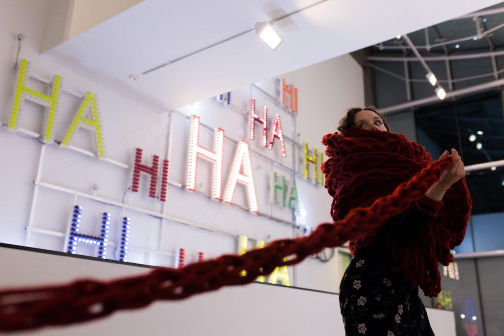 Alya Hessy, Van Abbemuseum, 2016