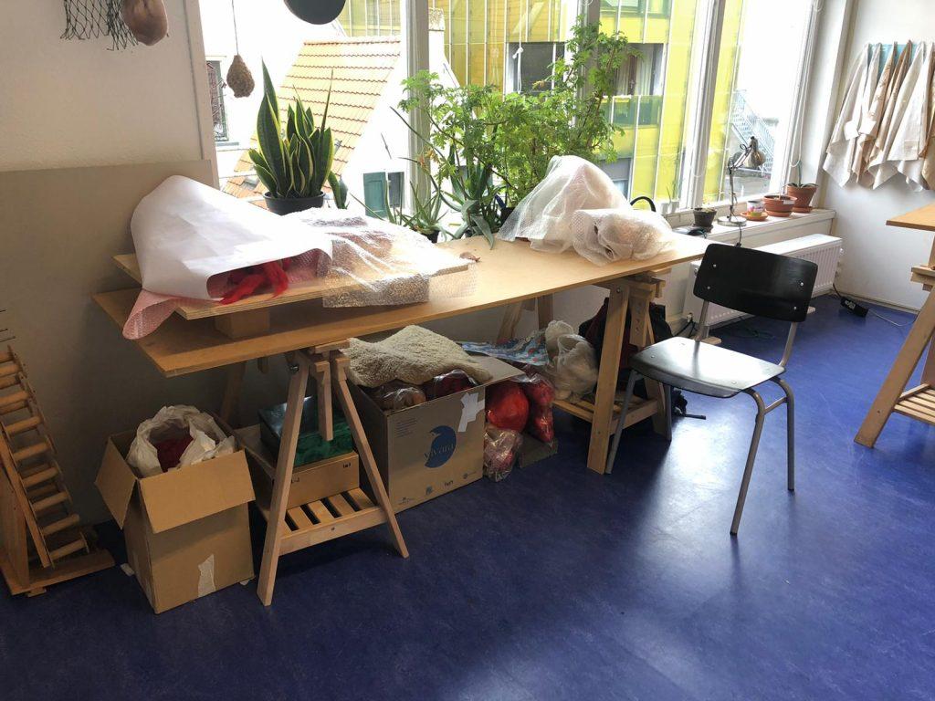 Studio at Kortestraat in Arnhem