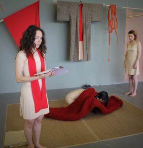 Alya Hessy - Red and Empty - 2015