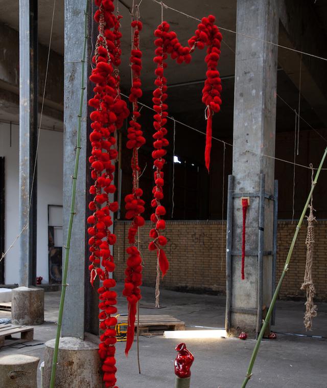 Alya Hessy, Inner Garden, 2020