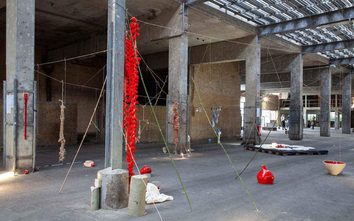 Inner Garden, Alya Hessy, 2020